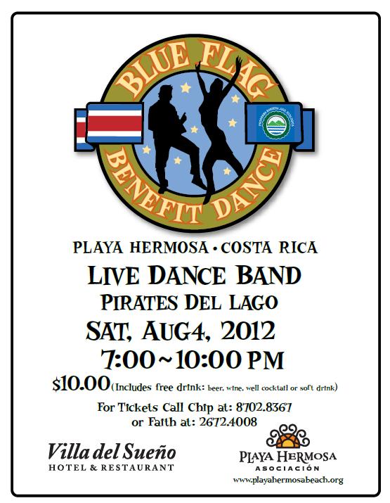 Blue Flag Fundraiser/Evento para Recaudar Fondos, Bandera Azul