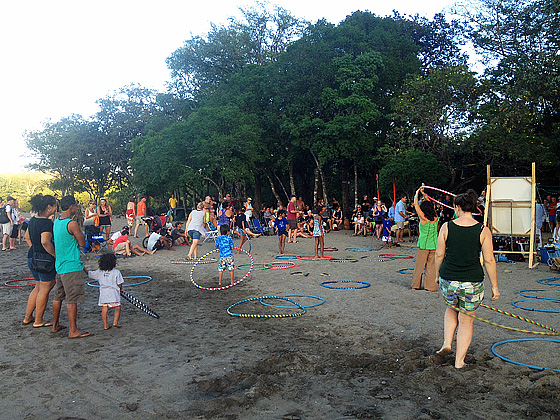 Playa Hermosa Association - Salve Monos