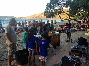 A Guanacaste Beach Town Beats the Drum to Benefit Its Monkeys