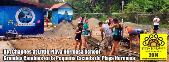 Escuela de Playa Hermosa