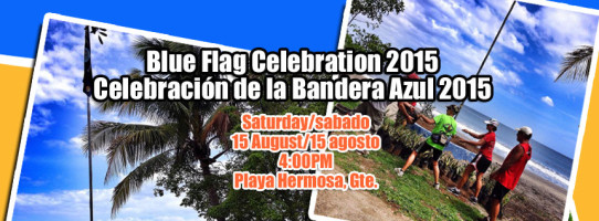 Blue Flag Celebration 2015/Celebración de la Bandera Azul 2015