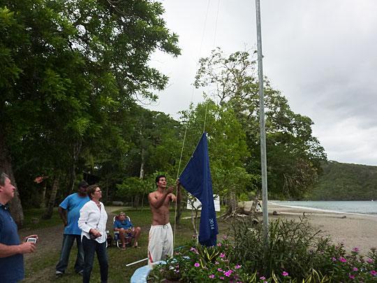 Ecological Blue Flag 2015 Bandera Azul Ecologica 2015